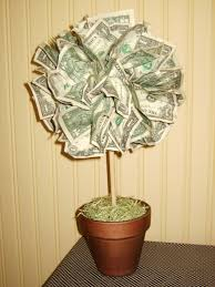 wedding gift amount for friend money tree ideas wedding images of money tree i made for a