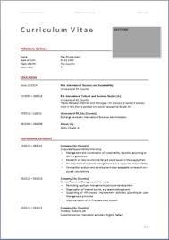 Cv Vorlage Englisch Usa Uk Cv 1 Lebenslauf Englisch Lebenslauf Englisch1 5 Lebenslauf