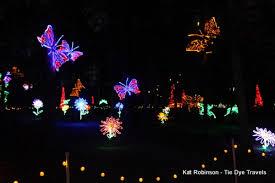 garvan gardens christmas lights 2017 the wonderland at garvan woodland gardens tie dye travels with