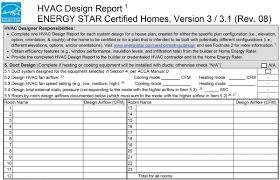 Home Hvac Duct Design Energy Star Hvac Design Report 5 Duct Design Building America