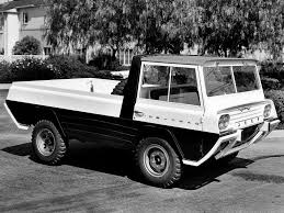 concept jeep truck kaiser willys jeep wide trac 1960 u2013 old concept cars