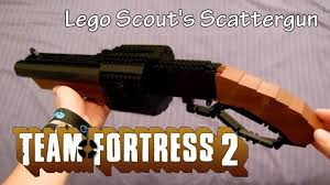 tf2 halloween background hd team fortress 2 scout u0027s lego scattergun youtube