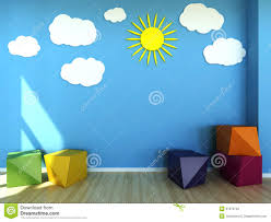 Kid Room by Kids Room Interior Scene Royalty Free Stock Photo Image 37975145
