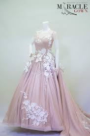 wedding dress surabaya snow white petaled strokes in wisteria gown miracle gown jahit