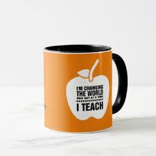 Gift Mugs With Candy National Teachers Day Coffee Mugs Zazzle
