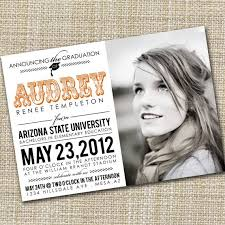 college grad announcements templates graduation announcements also college