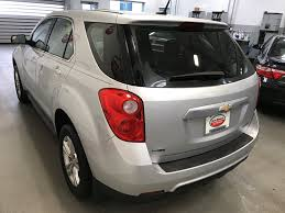 2012 used chevrolet equinox fwd 4dr ls at east madison toyota
