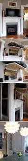best 25 hidden tv mount ideas on pinterest wall mounted tv