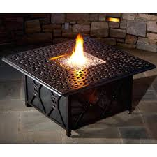 fire pits deck fire pit propane protect pad uk ideas canada