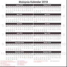 Kalender 2018 Hari Raya Puasa Malaysia Calendar 2018 Newspictures Xyz