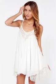 baby doll dresses ivory dress babydoll dress lace dress white dress 46 00