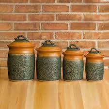 kitchen canister sets ceramic kitchen canisters sets chargersteve