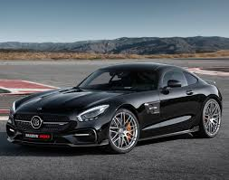 lowered amg the mercedes amg gts gets a brabus makeover scuderia car parts