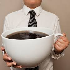 muy grande extra large coffee cup i would get this for my