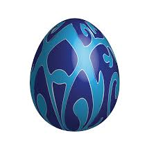 blue easter eggs large blue easter egg gallery yopriceville high quality