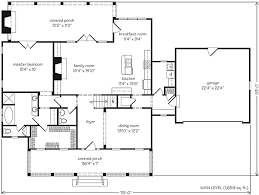 southern living floor plans seven pines mitchell ginn southern living house plans