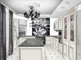 projet cuisine conception intérieure maison projet cuisine classique de style