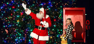 christmas tree lighting at children u0027s medical center plano