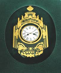 item detail nawcc clock ornament