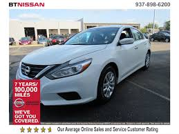 nissan altima 2016 o d off certified pre owned 2016 nissan altima 2 5 s 4dr car in vandalia