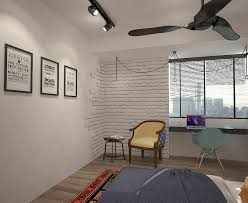 brick wall design 5 new ways to feature raw bricks on a wall home decor singapore