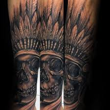 skull forearm tattoos tattoo collections