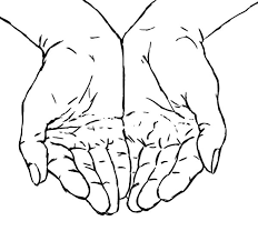 hands asking for helps coloring pages hands asking for helps