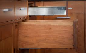 solid cherry wood kitchen cabinet