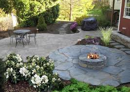 Backyard Patios With Fire Pits by Best Of Backyard Landscaping Ideas With Fire Pit Nh Landscaping