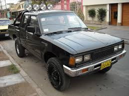 nissan datsun 1984 nissan pickup old models datsun nissan weekend edition the trucks