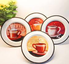coffee theme decor ebay
