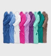 robe de chambre eponge femme peignoir homme coton peignoir personnalisé pas cher peignoir