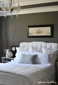 finding the perfect dark gray paint color driven by decor