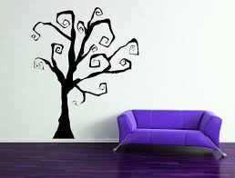spooky tree or fabulous year tree vinyl