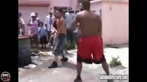 ufc u0027s jorge masvidal early street fights youtube