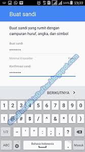 buat akun gmail bahasa indo di sini kamu akan di pandu cara mengatasi kesulitan dalam membuat