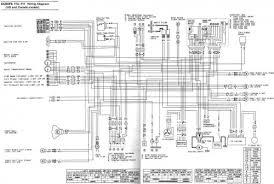 kawasaki zzr 250 wiring diagram circuit and wiring diagram