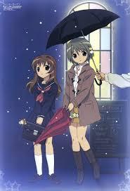 puchiko winter garden zerochan anime image board