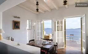 Rooms For Rent With Private Bathroom 14 Luxurious Vacation Homes For A Greek Island Getaway