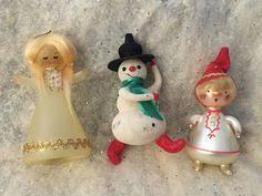 vintage italian christmas ornament mouse antique u0026 vintage
