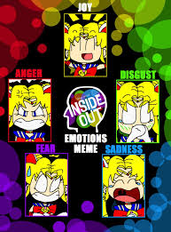 Sailor Moon Meme - inside out emotions meme with sailor moon by pokegirlrules on