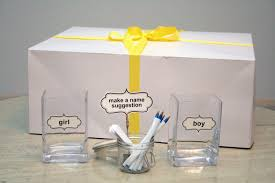 gender reveal balloons in a box boy or girl reveal party paging supermom