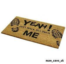 Buy Artsy Doormats Wipe Your Funny Door Mat Ebay