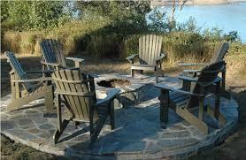 Firepit Chairs Firepit Chairs And Stools Rustzine Home Decor