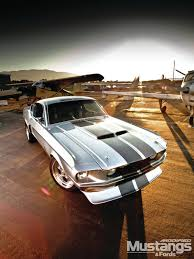 Black 68 Mustang Fastback 1968 Ford Mustang Fastback Modified Mustangs U0026 Fords