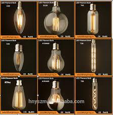 edison light bulb l led edison bulb 1w 2w 4w 6w 8w led vintage edison filament light
