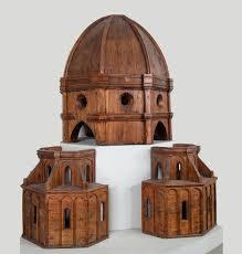 cupola santa fiore brunelleschi filippo brunelleschi modello ligneo della cupola duomo 1420