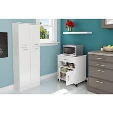 microwave cabinet in kitchen furnishings easy gourmet cooking