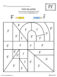 free worksheets worksheets for letter f free math worksheets