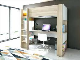 lit superpose bureau lit mezzanine avec bureau integre conforama lit superpose bureau lit